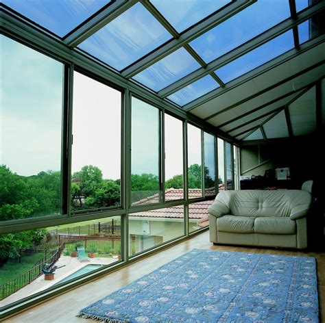 Sun Room Roofs by Hybrid Glass Roof Sunroom Or Patio Enclosure