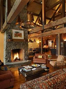 Rustic, Living, Room, Design, Ideas, U2013, The, Wow, Style