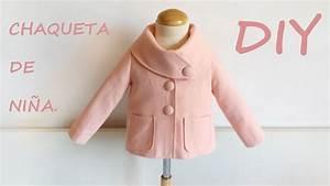 Chaqueta de niña Patrón chaqueta de niña YouTube