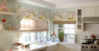 ideas for kitchen window treatments fabulous kitchen window treatment ideas be home