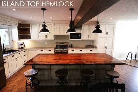 wood tops for kitchen islands reclaimed tops with epoxy finish for existing islands 1951
