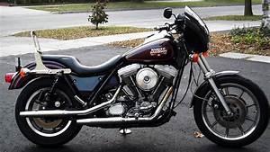 Harley-davidson Fxrs-sp Walk Around