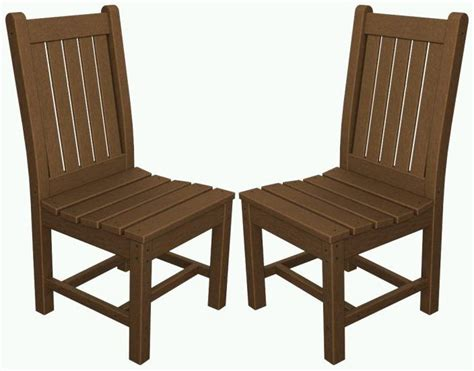 rockford dining chair recycled outdoor furniture rkc19