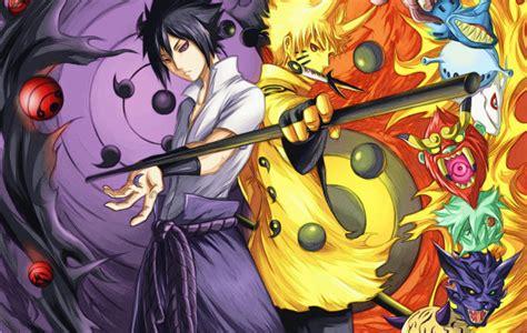 Manga Naruto, 4k, 8k, Anime, Artwork, Game
