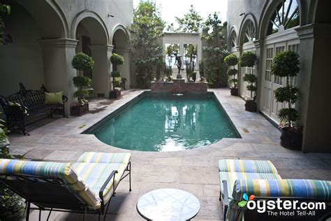 best hotel pools in new orleans bienville house oyster