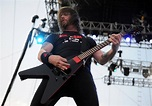 Gary Holt Pictures - The Big 4 - Metallica. Slayer ...