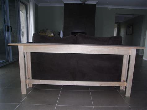 ana white sofa table ana white rustic x console diy