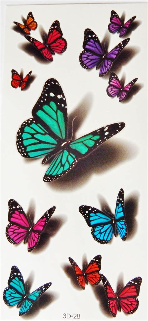 butterfly tattoo ideas  pinterest
