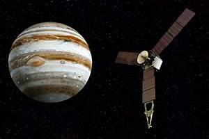NASA's Juno spacecraft set to enter Jupiter's orbit ...