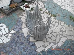 Www Blumenkübel De : blumenk bel blumentopf aus beton getr nkten t chern youtube ~ Sanjose-hotels-ca.com Haus und Dekorationen