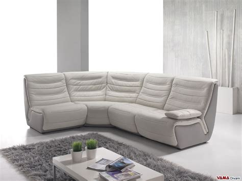 Modular Sofa With Fully Finished Elements