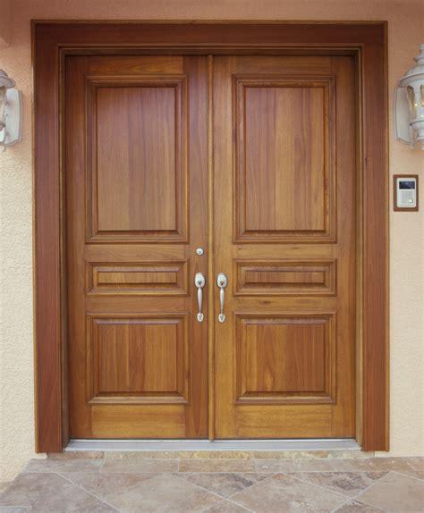 panelling  double front doors sanu   double
