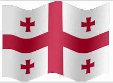 Animated Georgia flag Country flag of abFlagscom gif