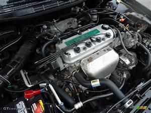 1999 Honda Accord Ex Sedan 2 3l Sohc 16v Vtec 4 Cylinder Engine Photo  53488954