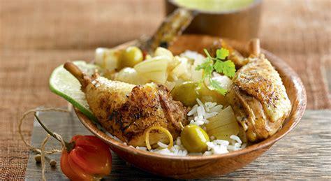 bouillon blanc en cuisine un plat savoureux un poulet yassa