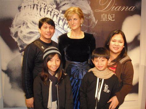 princess dianas pinoy family photo