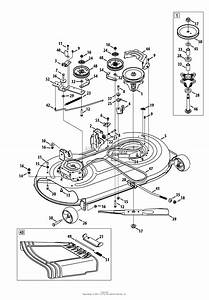Mtd 13bj78ss099  247 288843   Lt2000   2013  Parts Diagram