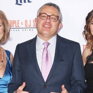 Jeffrey Toobin Picture 2 - The Premiere of FX's American ...