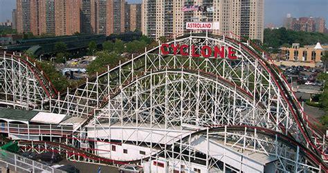 zamperla amusements coney island luna park wheel