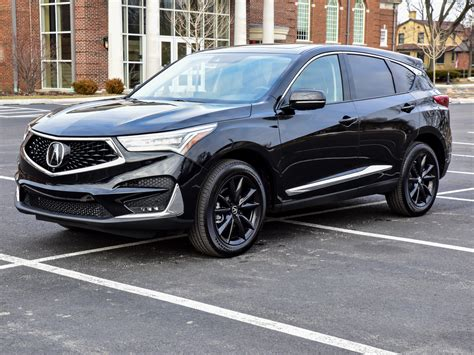 fast and fun but flawed the acura rdx reviewed ars technica