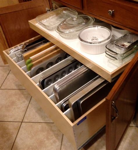 kitchen cabinet drawer layout future dream home