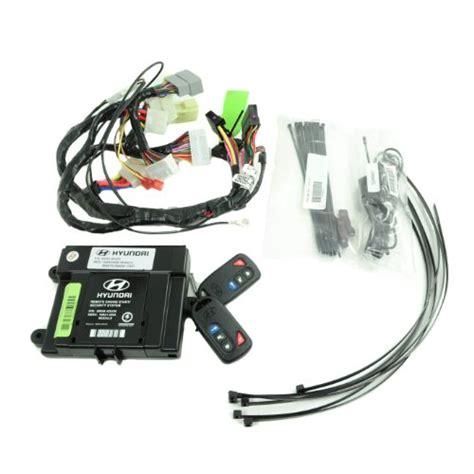 Buy Hyundai Adu Remote Start Kit For Santa