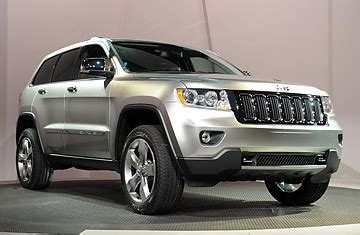 Jeep Grand Cherokee The Most Exciting Cars Of 2010 Time