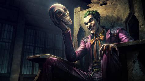 Injustice Gods Among Us  Joker By Atomhawk On Deviantart