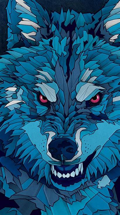 Galaxy Wolf Wallpapers Samsung Screen Animated Lock