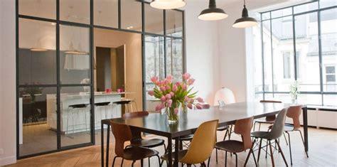 du bruits dans la cuisine 10 idées pour aménager sa cuisine avec une verrière atelier femme actuelle