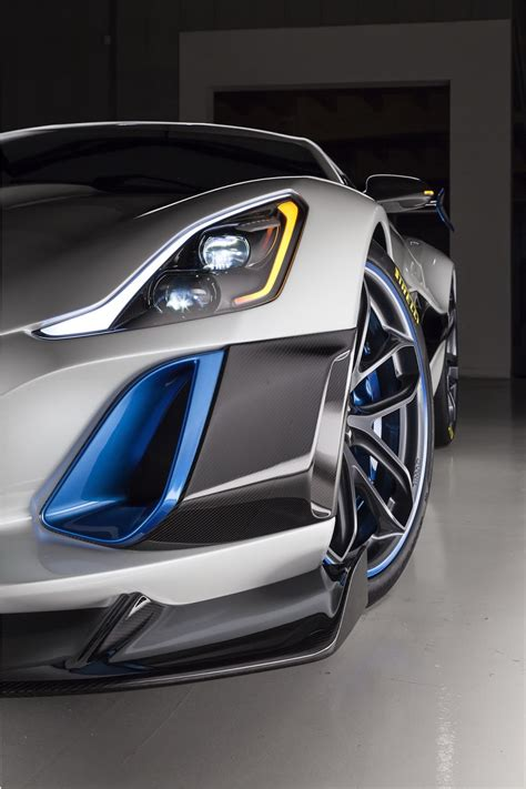 Rimacs 1384hp Concept S Electric Hypercar Flew Under The