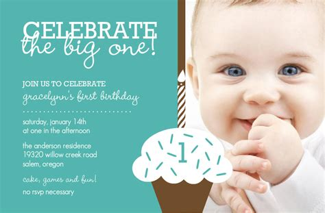 1st birthday invitation template baby boy birthday invitations free invitation templates drevio