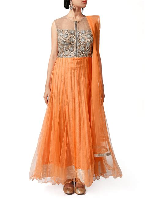 maxi style anarkali dresses collection frock designs