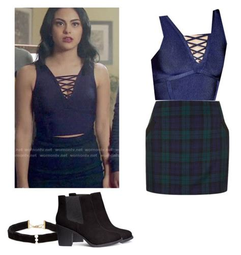 15 best Veronica Lodge images on Pinterest   Veronica lodge style Riverdale fashion and ...