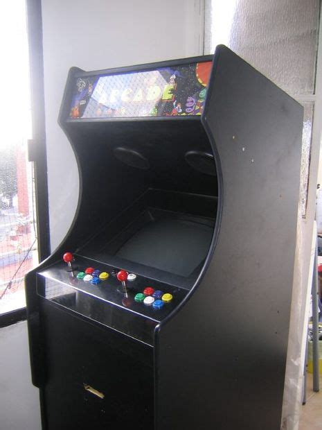 Build Arcade Cabinet From Scratch by Arcade Cabinet Do It Yourself