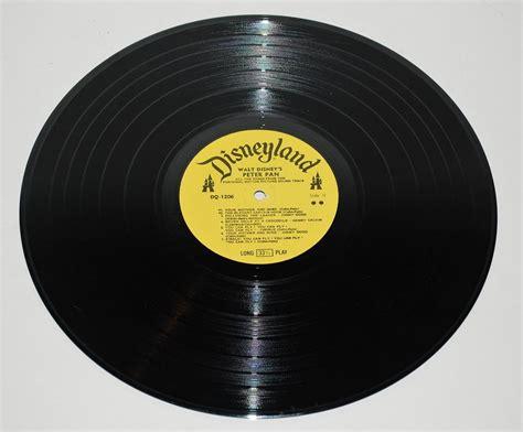 1963 Walt Disney ~ Peter Pan LP Record from ...