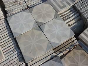 Faience Carreaux De Ciment : carrelage ciment ancien occasion free ides dco avec des ~ Premium-room.com Idées de Décoration