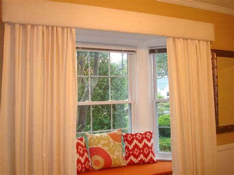 bay window cornice diy cornice board