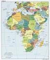 Zimbabwe/ Africa Maps (ContCult)   analepsis