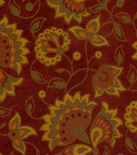 upholstery fabric better homes gardens fabriano sangria