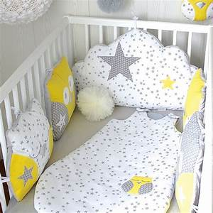 Tour De Lit Bébé Nuage : 25 best ideas about tour de lit fille on pinterest diy ~ Melissatoandfro.com Idées de Décoration