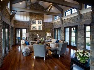 Great, Room, S, Decor, Creates, A, Warm, Gathering, Space, This, Great, Room, Is, Large, But, Has, A, Warm, Feel