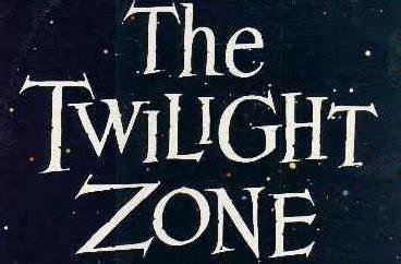 Twilight Zone Images The Twilight Zone 1959 Tv Series