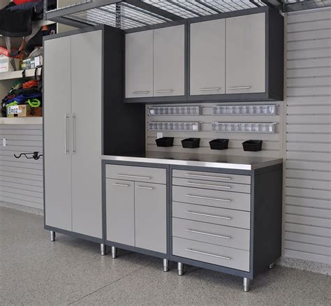 Garage Cabinets And Countertops by Gl Premium Garage Cabinets Garage Cabinet System