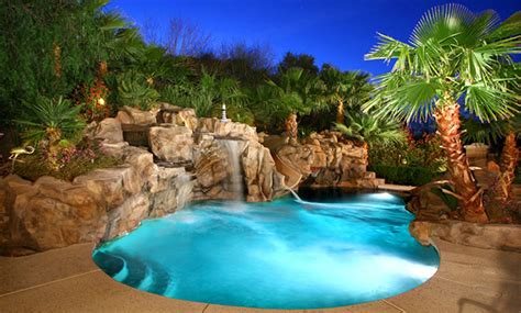 Really Cool Backyards by Basic Things When Planning On A Swimming Pool