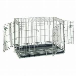 precision petr 3 door deluxe great cratetm 36x26x26 With precision pet dog crate