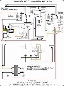 Ac Unit Contactor Wiring Diagram