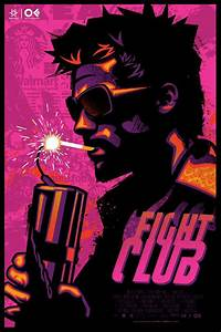 A Collection of the Coolest Alternate 'Fight Club' Posters