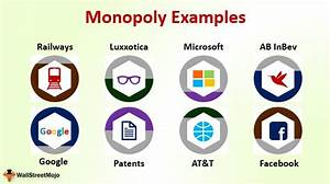 Monopoly Examples