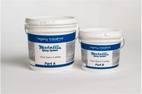 products metallic epoxy legacy metallic epoxy coating